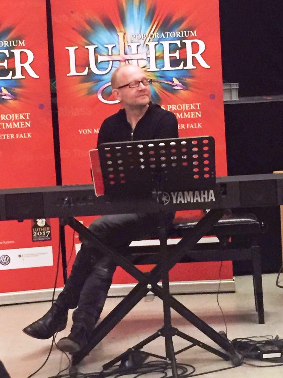 Pop-Oratorium Luther: Das Projekt Der Tausend Stimmen, 29. Oktober